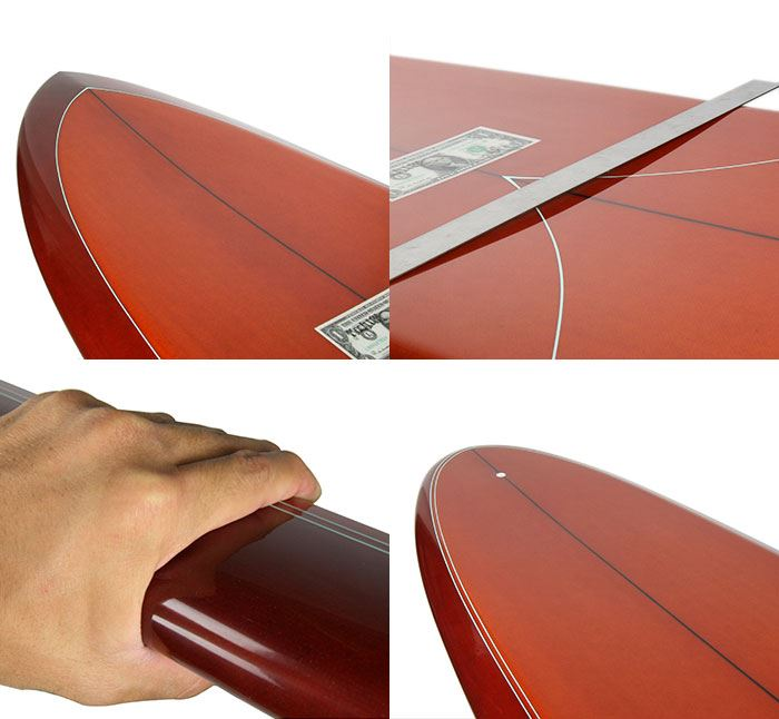 "MCCALLUM SURFBOARDS 막카람서후보드 POINDEXTER 모델: 6'5""제후막카람시이프"