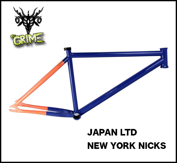 The GRIME ザ グライム G.O.A.T FRAME JAPAN LTD 26インチ : NEW YORK NICKS【送料無料】
