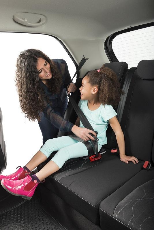【3歳~11歳頃】mifold マイフォールド / ブースターシート ジュニアシート 持ち運び自由 コンパクトに収納可能 取り付け簡単 DADWAY ダッドウェイ【チャイルドシート】【ラッキーシール対応】