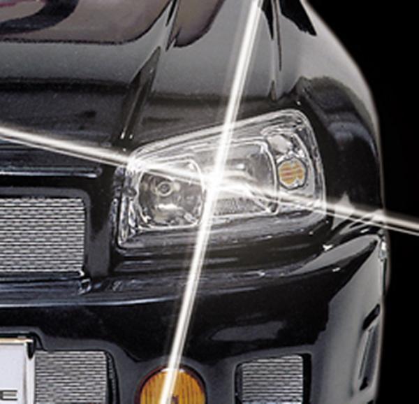 【電動バッテリーカー 2歳~4歳】  スカイライン GT-R R34 R34-B 【 ミズタニ 水谷 子供乗る車 キッズ 本物 リアル サウンド 電動 バッテリー プレゼント クリスマス 】