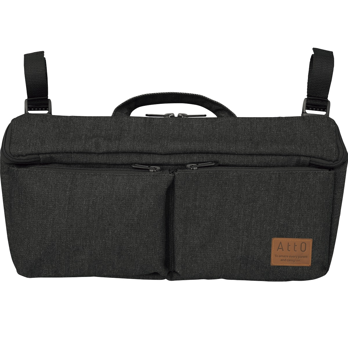 Combi(コンビ) ベビーカーAttO専用パレットバッグ ダークグレー(GL) 173605 / PaletteBag【正規販売店】コンビ株式会社より直接仕入れています。【ラッキーシール対応】