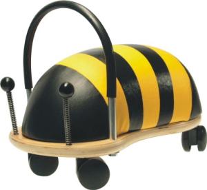 株式会社 キッズ・エンターテイメント Wheely Bug ウィリーバグ S みつバチ WEB003/おもちゃ 乗物 ベビー用【ラッキーシール対応】