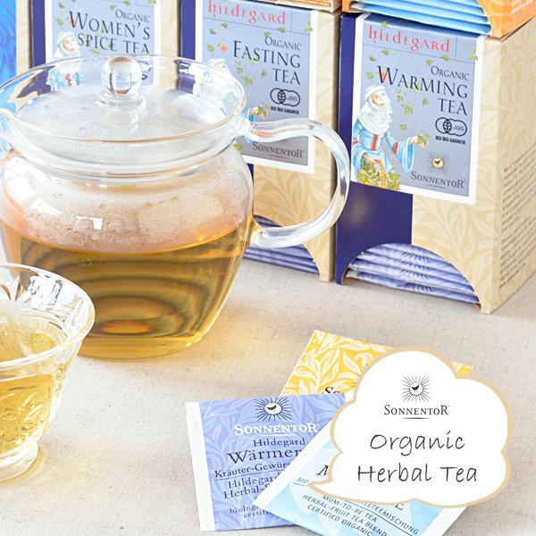 Sonnenthal Hildegard tea assortment ( SO02271 ) ) [sonnenthal herbal tea organic sonnentor organic certified, 10P30Nov14