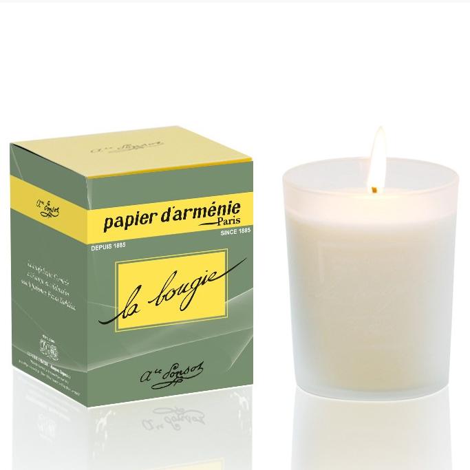 パピエダルメニイ specially made aroma candle fs3gm