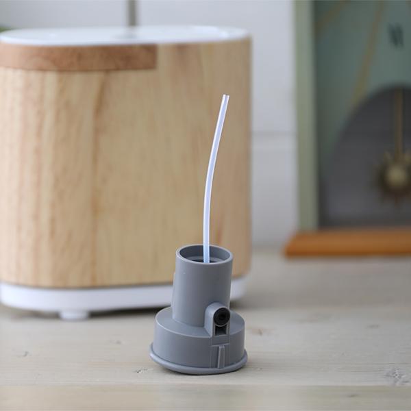 アロモア ウッド エッセンシャルオイルディフューザー用 ノズルキャップ 替え用 生活の木 アロマディフューザー 宅送 アウトレット 天然木 芳香器
