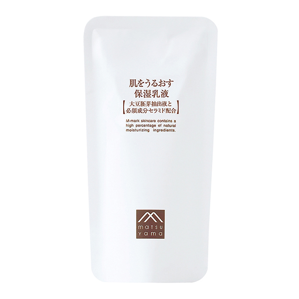 Moisturizing Matsuyama oil Milky lotion 85 ml