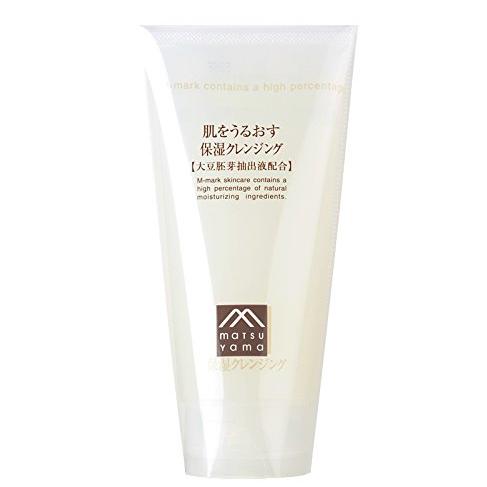 Cleansing moisturizing Matsuyama oil M mark