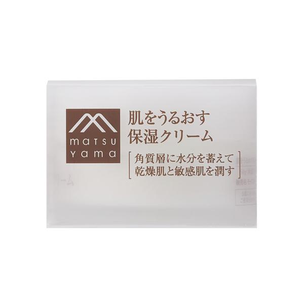コクのある濃密クリームで しっかり潤いキープ 公式ショップ 松山油脂 Mマーク 肌をうるおす保湿クリーム 50g 保湿 クリーム フェイスケア スキンケア 乾燥肌 アルコールフリーフェイシャル 肌をうるおす 2020 新作 敏感肌 美容クリーム