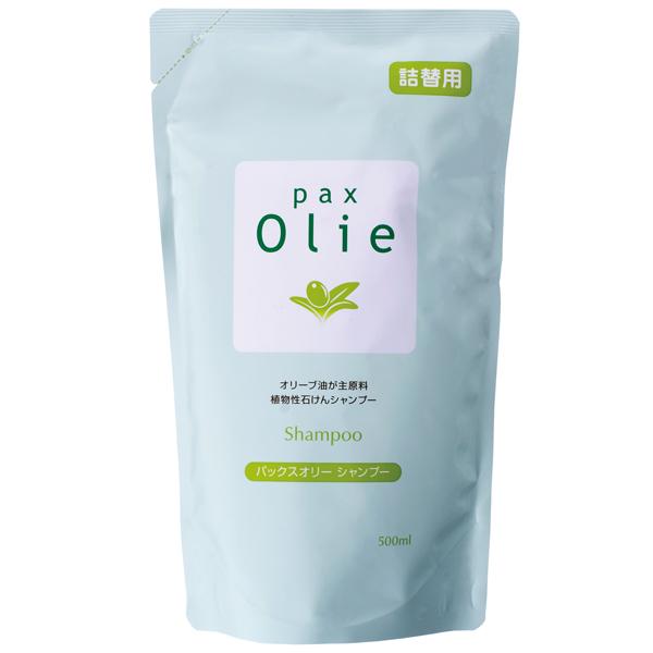 Sun oil Pax Ollie shampoo-refill 500 ml