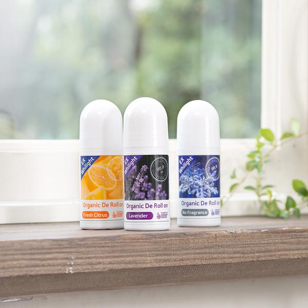 70 ml (lavender lemon Mandarin) of メイドオブオーガニクスオーガニックデオロールオンビタミン C++ made of organics deodorant roll-on fs3gm