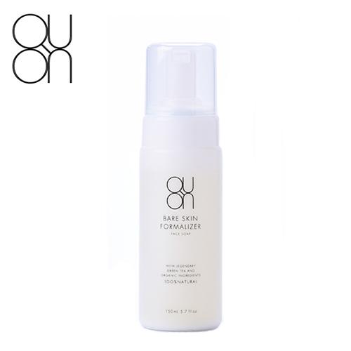QUON クオン 安い ベアスキン フォーマライザー フェイスソープ 直営店 オーガニック 150ml 洗顔石鹸 洗顔料