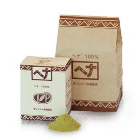 Henna neared 100% 400 g naiad