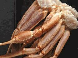 最大級、超特大サイズで食べごたえたっぷり!!甘みの強い大ずわいがに(バルダイ種)です。ワンフローズン 一度この蟹の味を経験したら他の蟹には手が出せません!! 冷凍生ずわいがに肩・足 (セクション)3kg6肩×2(6kg12肩) 高級業務用 プロ仕様 ワンフローズン バルダイ種 鮮度抜群急速凍結!活きの良い状態でカットされ船上凍結!水産物卸マルキ