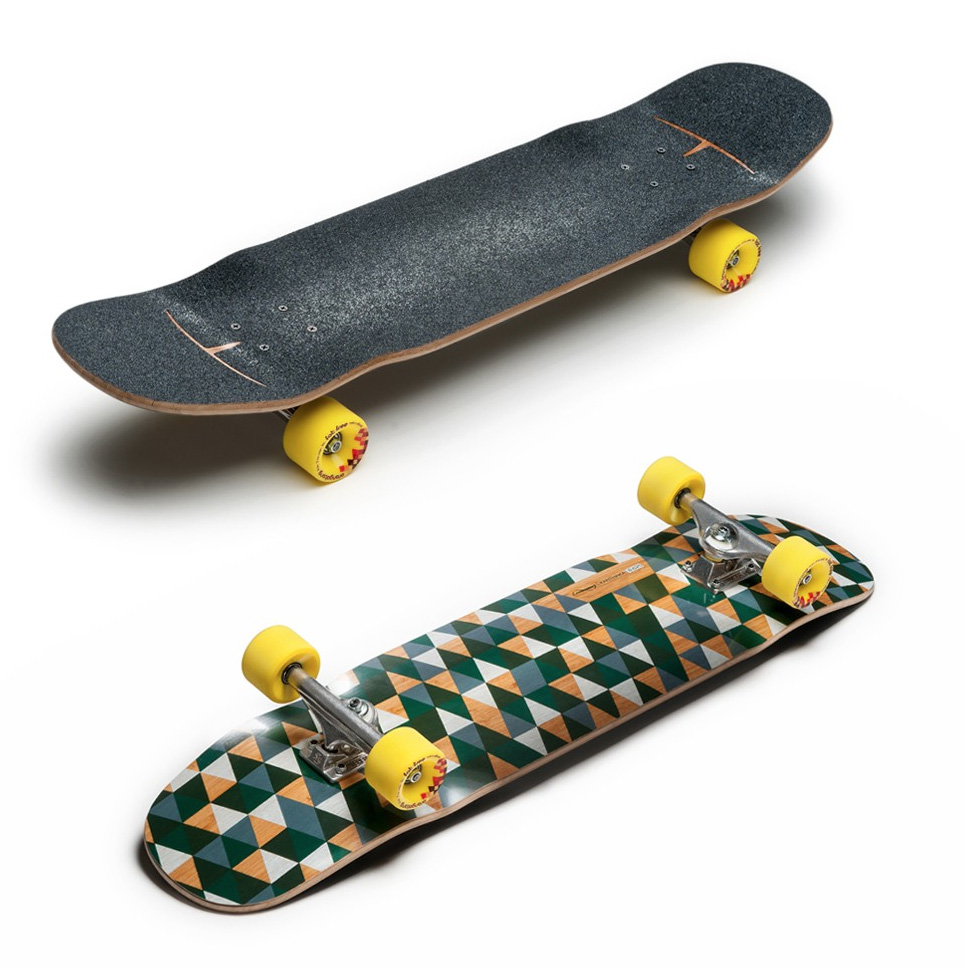 LOADED BOARDS [ Kanthaka Complete W/Carvers @52920] ローデッドボード 安心の正規品 ロング スケート 【正規代理店商品】