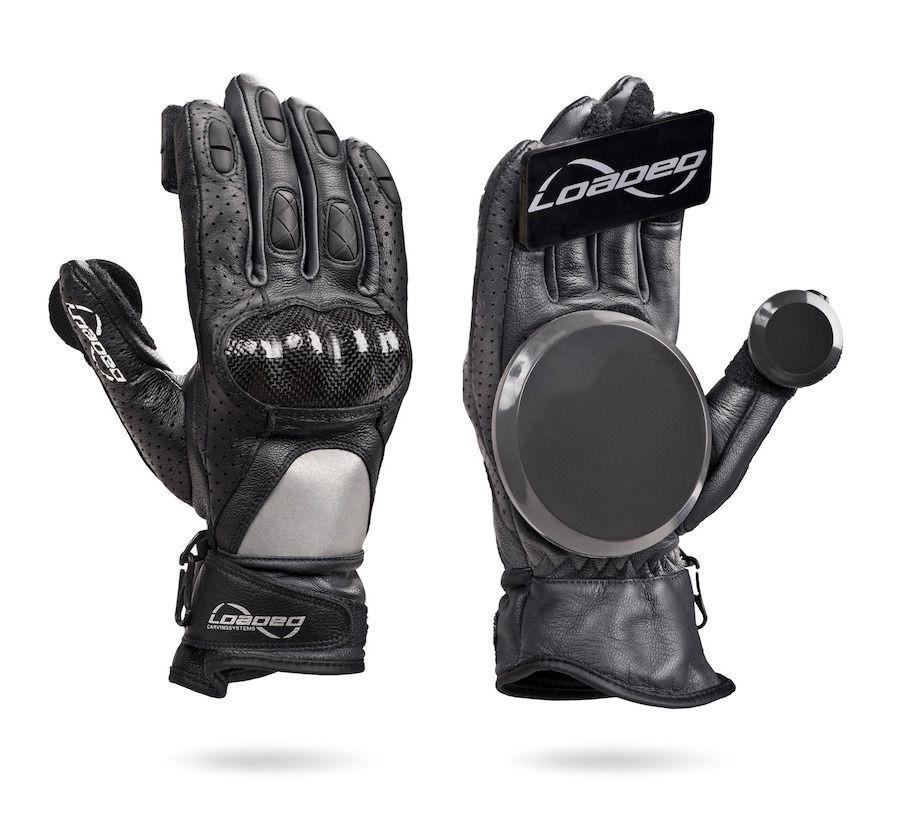 LOADED BOARDS [ Leather Race Gloves ] ローデッドボード 安心の正規品 @11880 ロング スケート 【正規代理店商品】