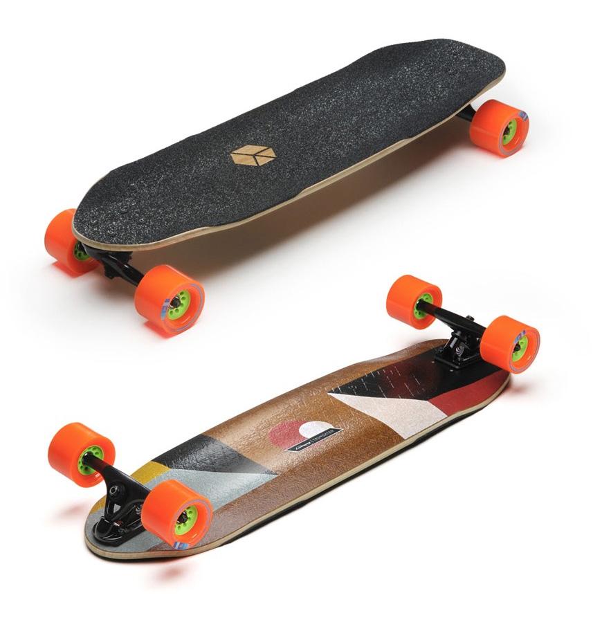 LOADED BOARDS [ Tesseract Complete @50760] ローデッドボード 安心の正規品 ロング スケート 【正規代理店商品】