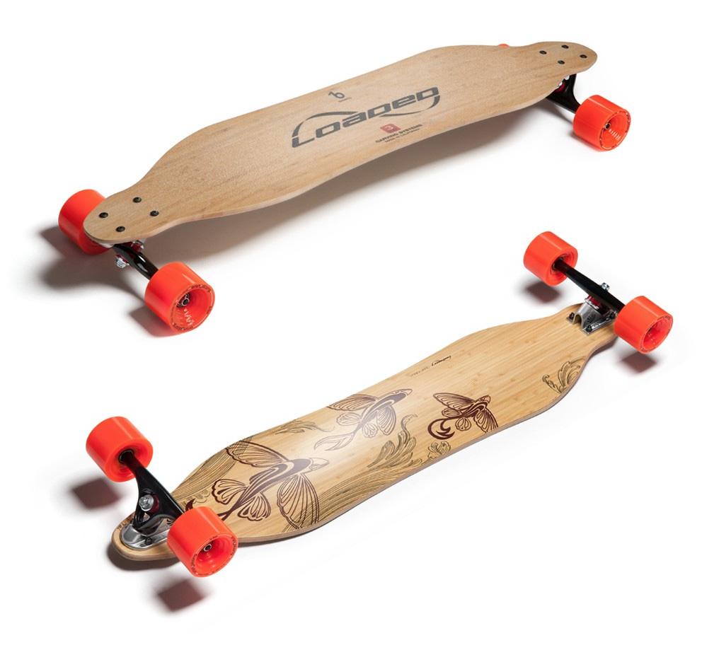 LOADED BOARDS [ Vanguard Complete @43200] ローデッドボード 安心の正規品 ロング スケート 【正規代理店商品】