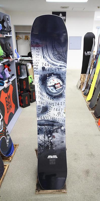 LIBTECH SNOWBOARDS [ BOX KNIFE @77760] リブテック スノーボード 安心の正規輸入品