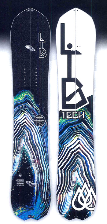 LIBTECH SNOWBOARDS [ GOLD MEMBER SPLIT @151200] リブテック スノーボード 安心の正規輸入品