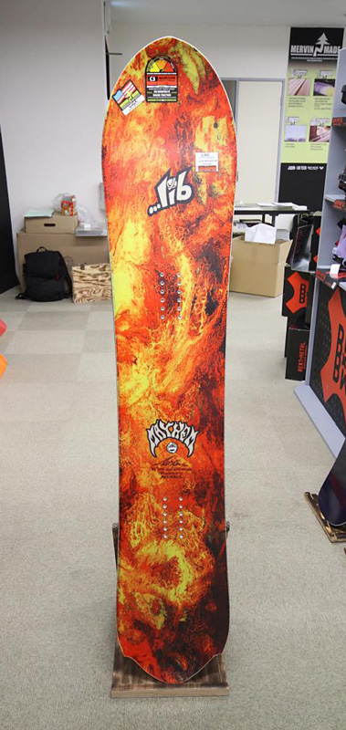 LIBTECH SNOWBOARDS [ ...LOST ROCKET @113400] リブテック スノーボード 安心の正規輸入品