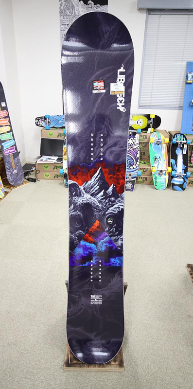 LIBTECH SNOWBOARDS [ TRS-HP @96120] リブテック スノーボード 安心の正規輸入品