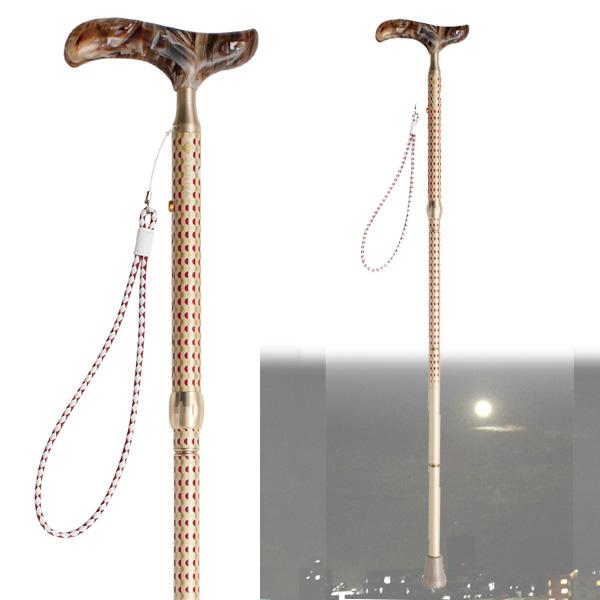 sinano stick [グランドカイノス ドンナ ルナメッザ]シナノ 歩行杖・ステッキ KAINOS DONNA 15%OFF 【送