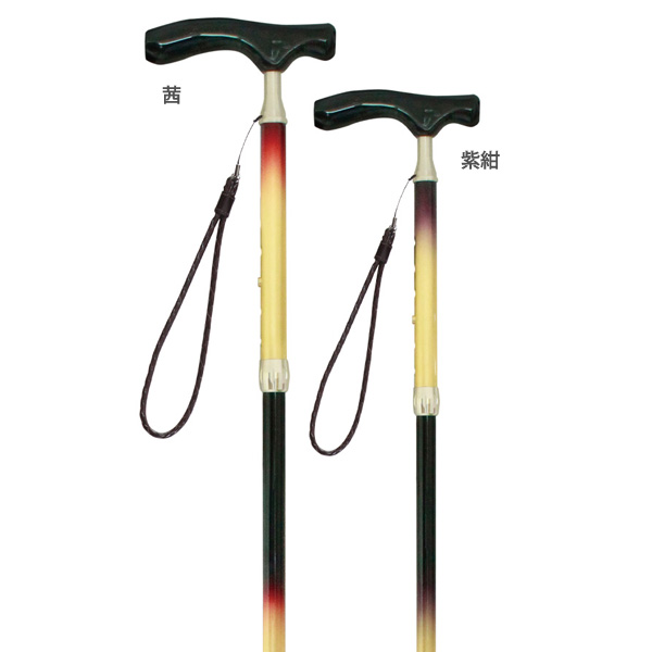 sinano stick [KAINOS GOLD]シナノ 歩行杖・ステッキ カイノス 本金箔 15%OFF 【送料無料】