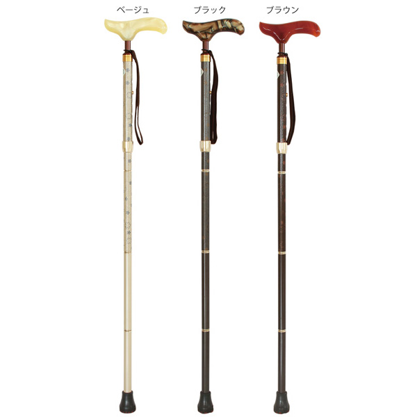 sinano stick [ カイノスT-1 あられ KOMON @17820] シナノ 歩行杖・ステッキ KAINOS 【 ウォーキング 用】【正規代理店商品】