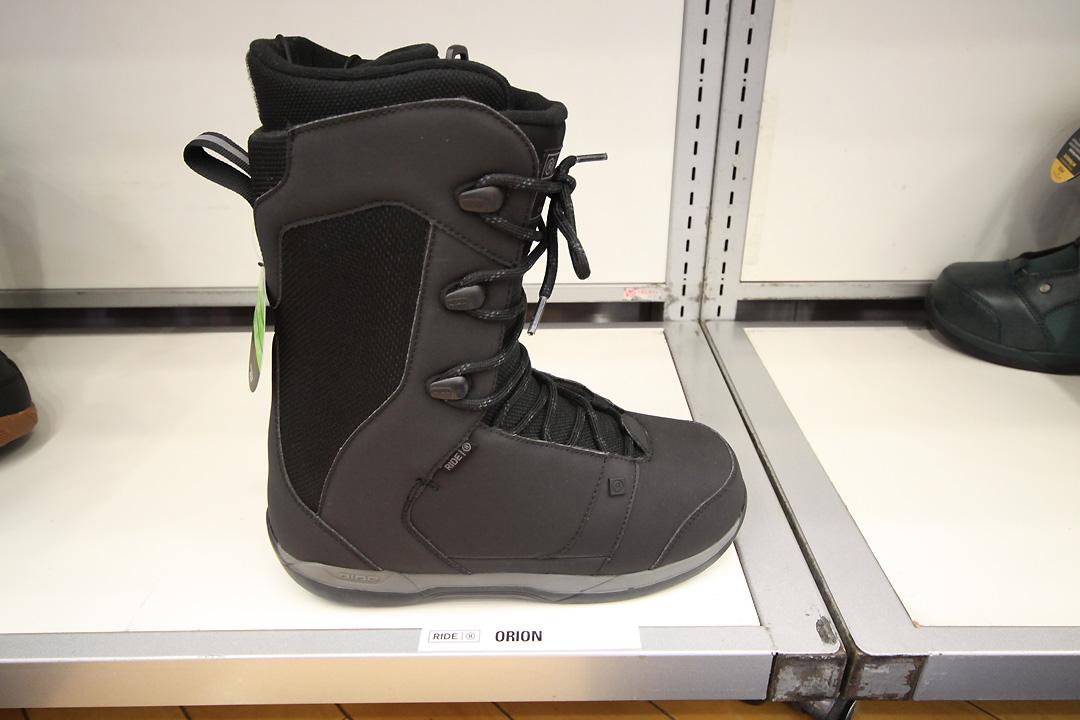 【在庫限最終特価】 RIDE BOOTS [ ORION @32400] ライド ブーツ 正規輸入品