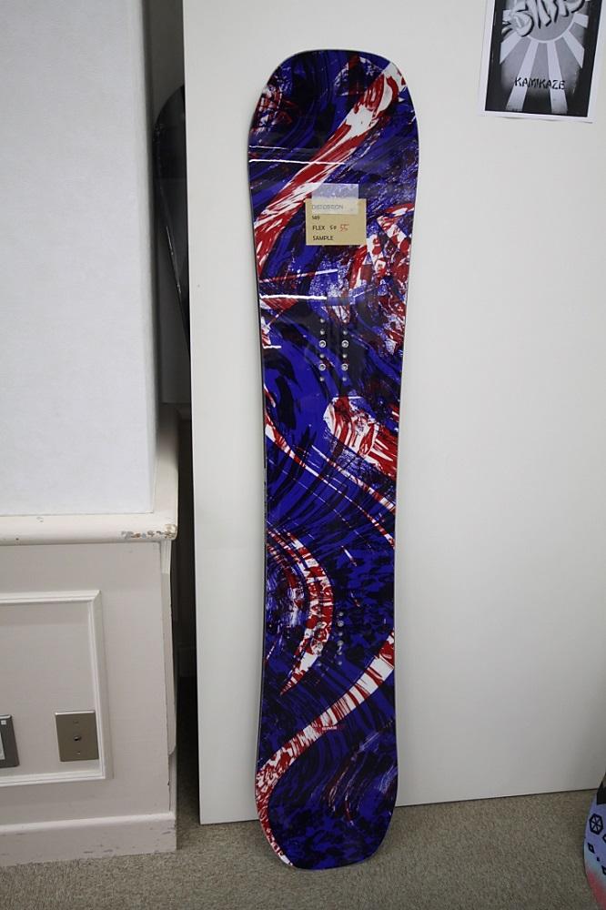 SIMS SNOWBOARDS [ DISTORTION @65880] シムス スノーボード 安心の正規輸入品 【送料無料】