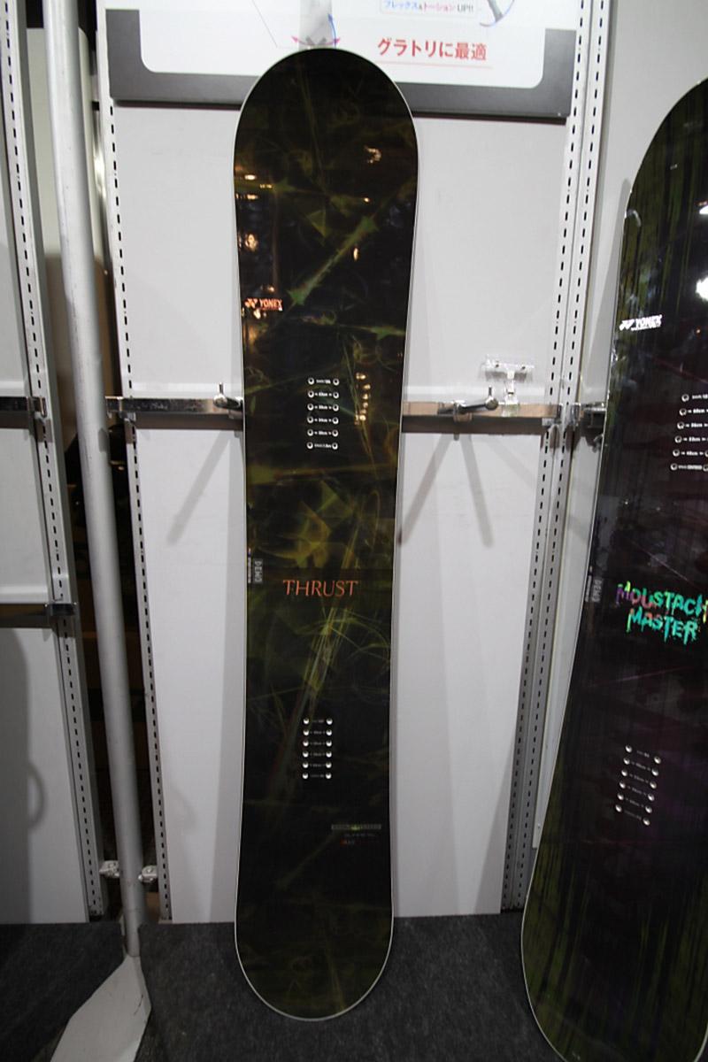YONEX SNOWBOARDS [ THRUST @118800] ヨネックス スノーボード 安心の正規輸入品 【送料無料】