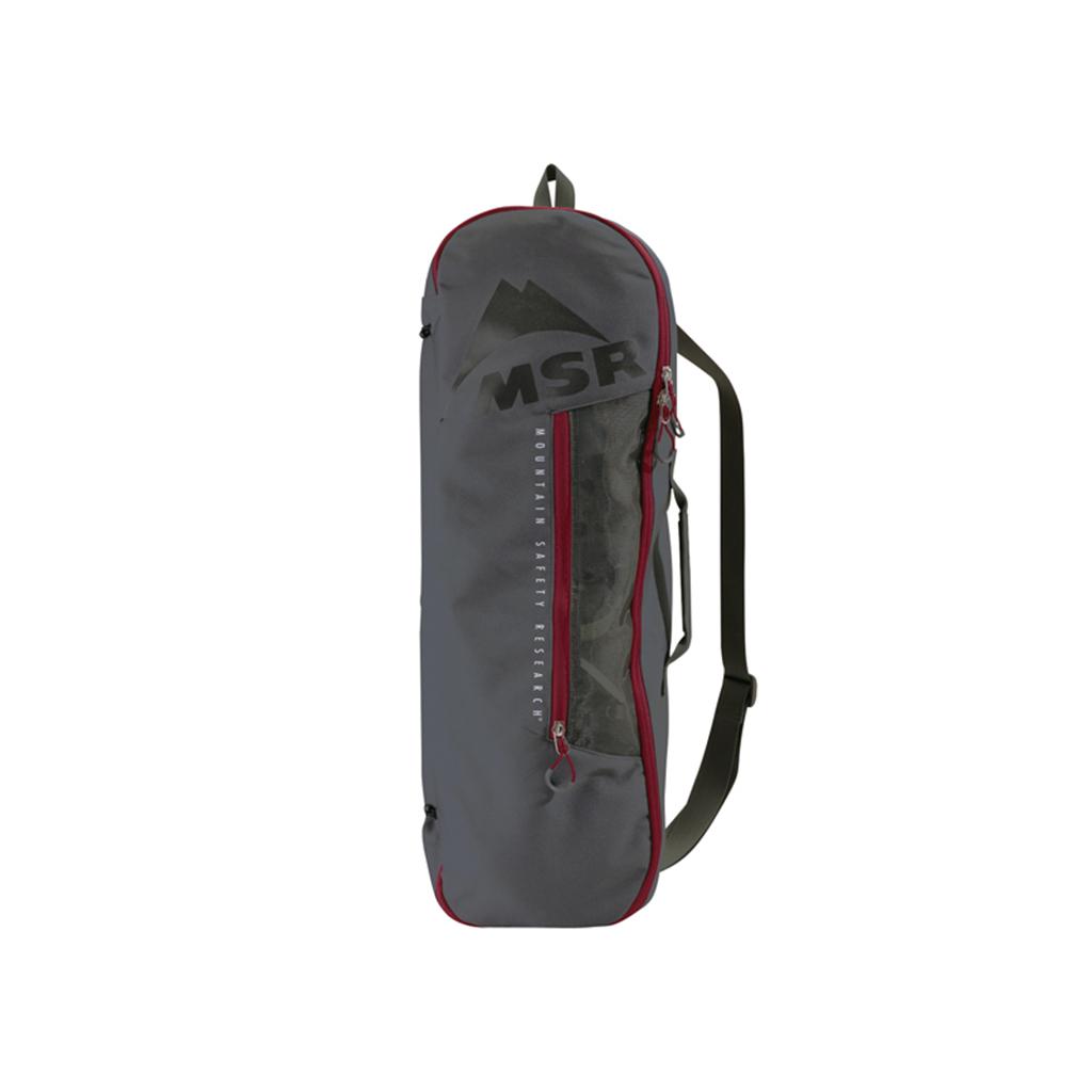 すべての登山家のバックカントリーを安全に MSR SNOWSHOE BAG スノーシューバッグ@5400 ACCESSORIES 数量限定 雪山登山 バックカントリ スノーシュー 卸売り