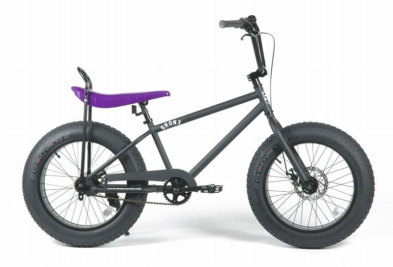 【 20インチ BRONX CUSTOM FAT BIKE @44280 】 ブロンクス ファットバイク 【 自転車 サイクル 】【正規代理店商品】