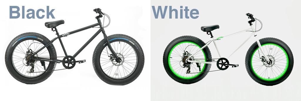 【 24インチ BRONX 24DD FAT BIKE@54000 】 ブロンクス ファットバイク 自転車 サイクル