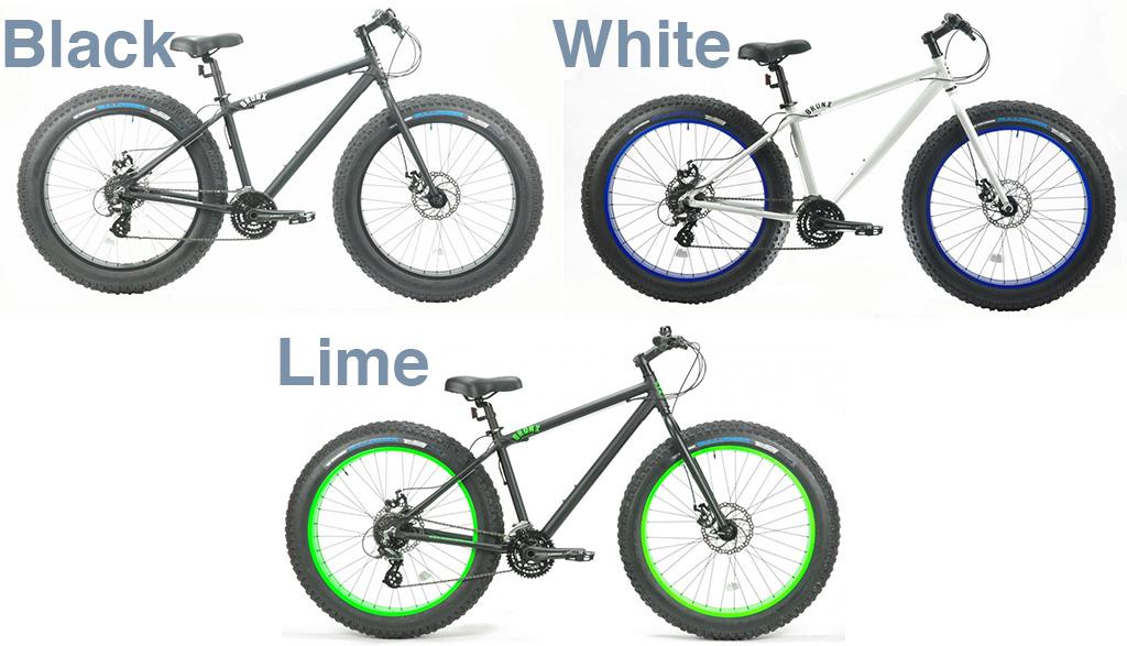 【 26インチ BRONX 4.0 TRX FAT BIKE@88560 】 ブロンクス ファットバイク 自転車 サイクル