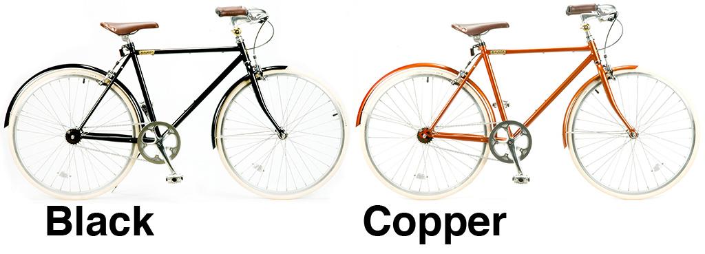 【 BURLINGTON BICYCLE 1S 650C @44280 】 バーリントン 1S 【 自転車 サイクル 】【正規代理店商品】 (ワイヤーロックサービス)(スタンド附属しません)