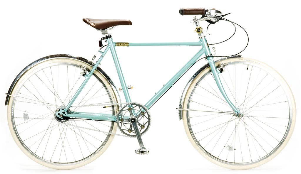 【 BURLINGTON BICYCLE i5 650C@84240 】 バーリントン i5 自転車 サイクル (ワイヤーロックサービス)(