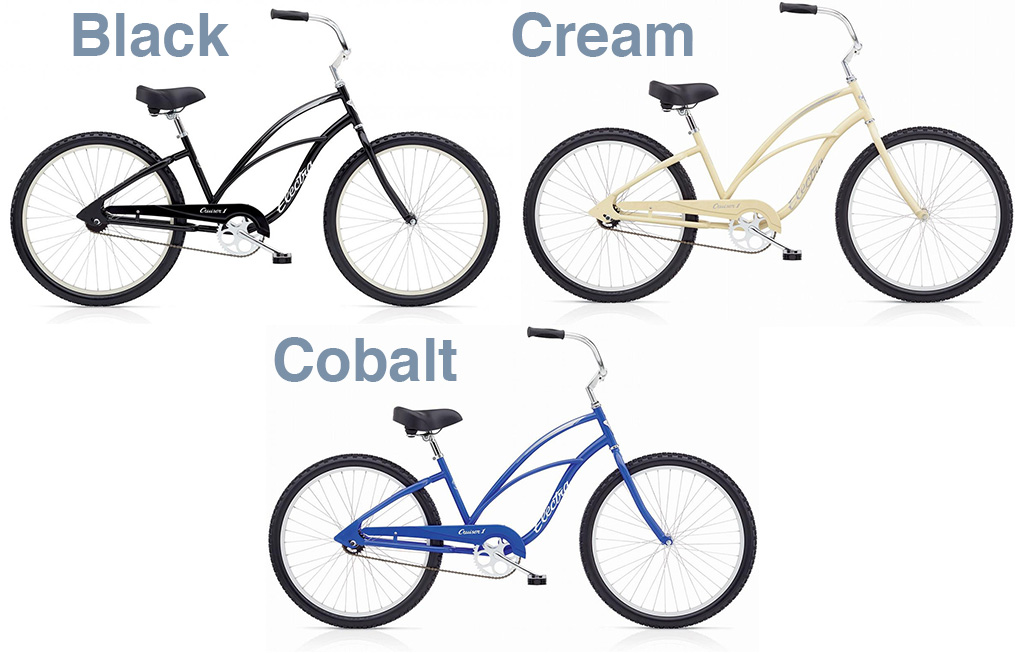 【 CRUISER 1 LADIES ELECTRA CYCLE @33480 】 クルーザー 1 エレクトラ バイク レディース 【 自転車 サイクル 】【正規代理店商品】