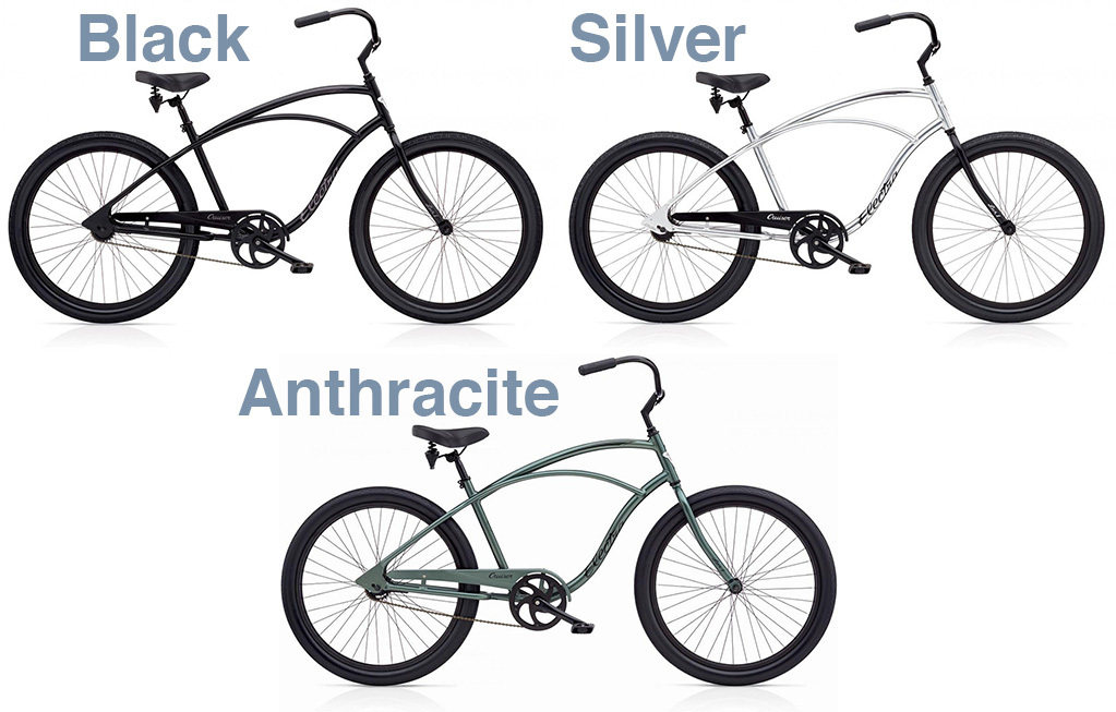 【 CRUISER LUX 1 ELECTRA CYCLE @51840 】 クルーザー LUX 1 エレクトラ バイク メンズ 【 自転車 サイクル 】【正規代理店商品】