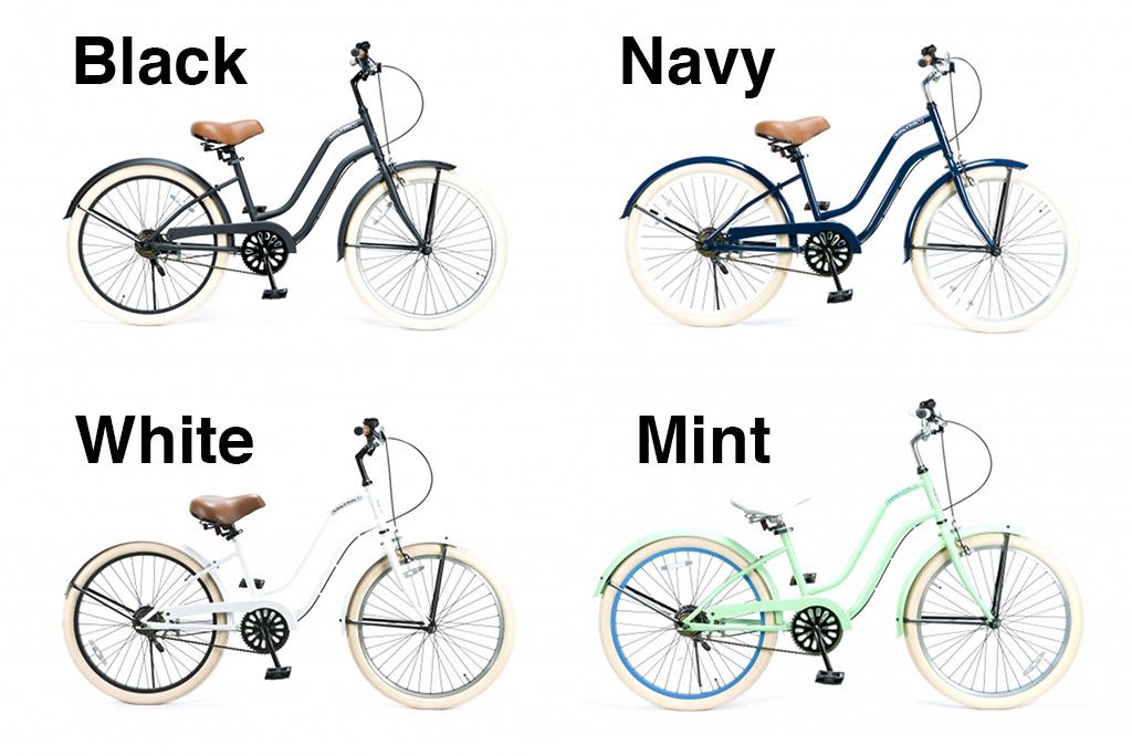 【 Feeling of decks FOD 24 inch@29160 】 フィーリングオブデッキ 24インチ自転車 サイクル