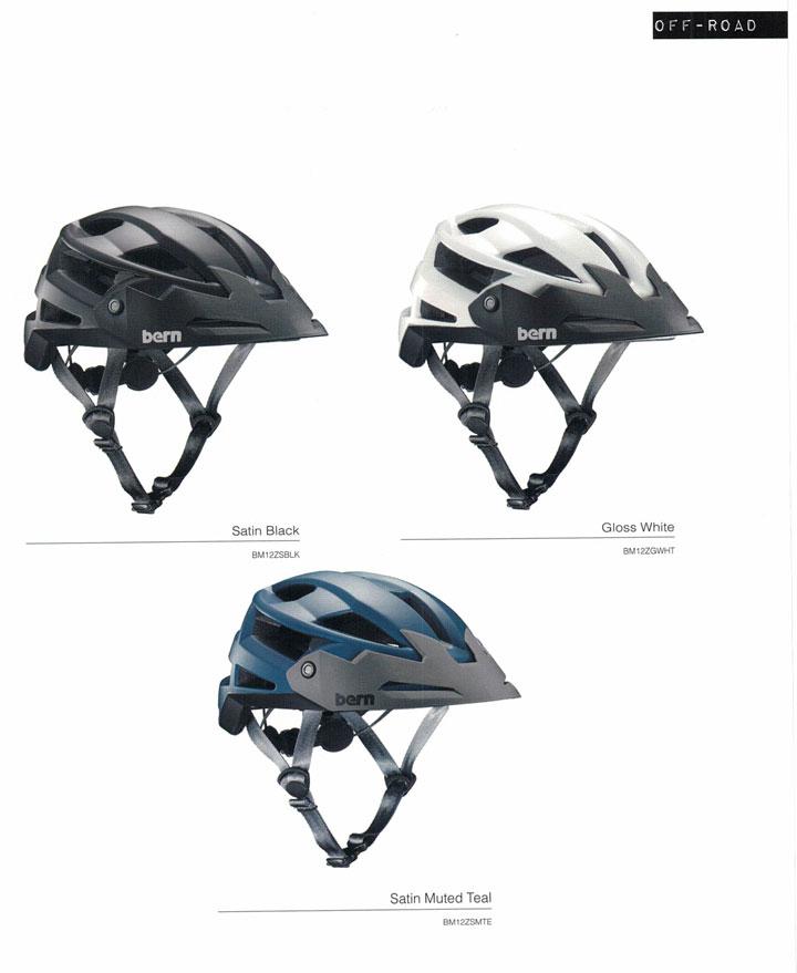 bern (バーン)ヘルメット [ FL-1 Trail @17280]オールシーズンタイプ 【正規代理店商品】【送料無料】