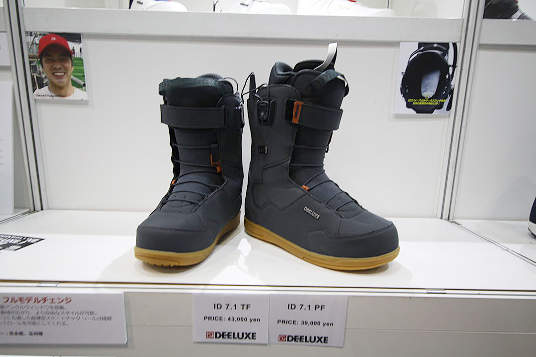 DEELUXE BOOTS [ ID 7.1 PF @42120] ディーラックス スノーボード ブーツ 【 スノボ 用品】【正規代理店商品】【送料無料】