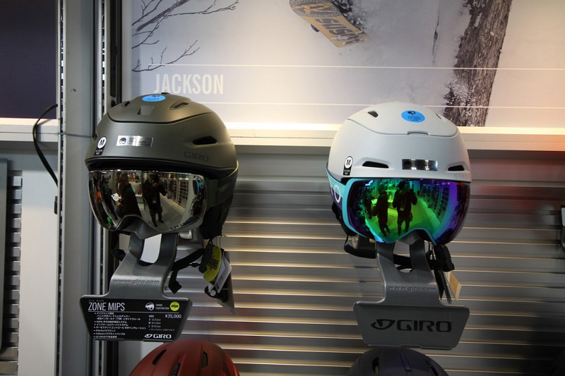 GIRO SNOW HELMET [ ZONE MIPS @37800] ジロ ヘルメット 安心の正規輸入品 【送料無料】