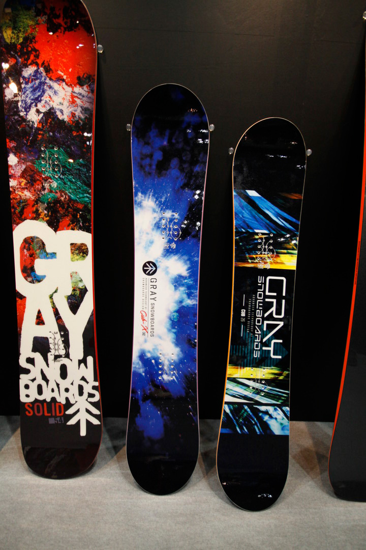 GRAY SNOWBOARDS [ CUB‐X #39000 @42120] グレイ スノーボード 安心の正規品【送料無料】