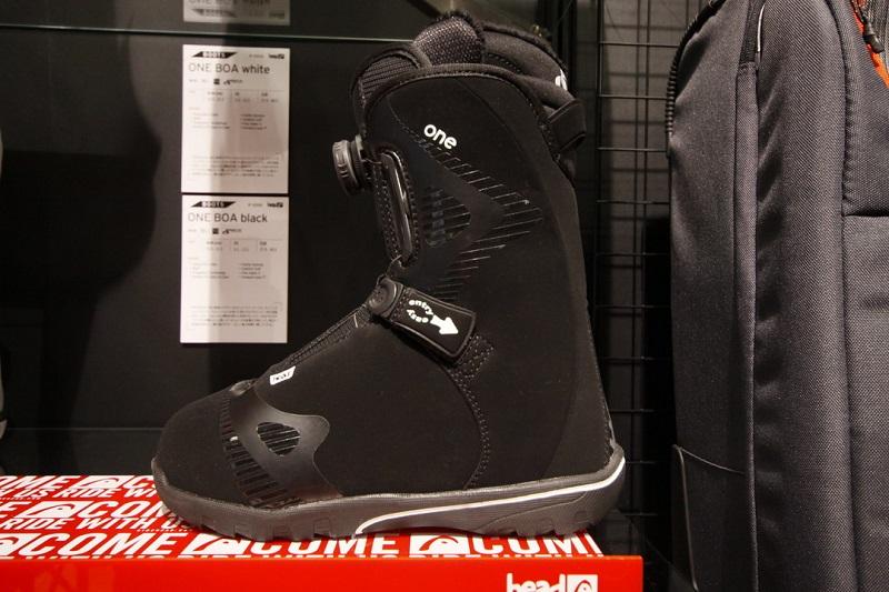 HEAD SNOWBOARD BOOTS [ ONE BOA WMN @37800 ] ヘッド ウーメンズ ブーツ 安心の正規輸入品【送料無料】