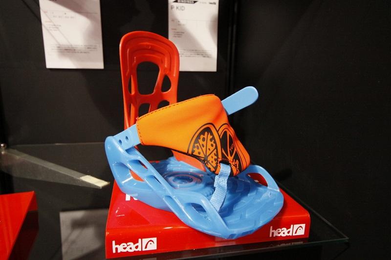 HEAD SNOWBOARD BINDINGS [ P KID @20520 ] ヘッド キッズ バインディング 安心の正規輸入品【送料無料】