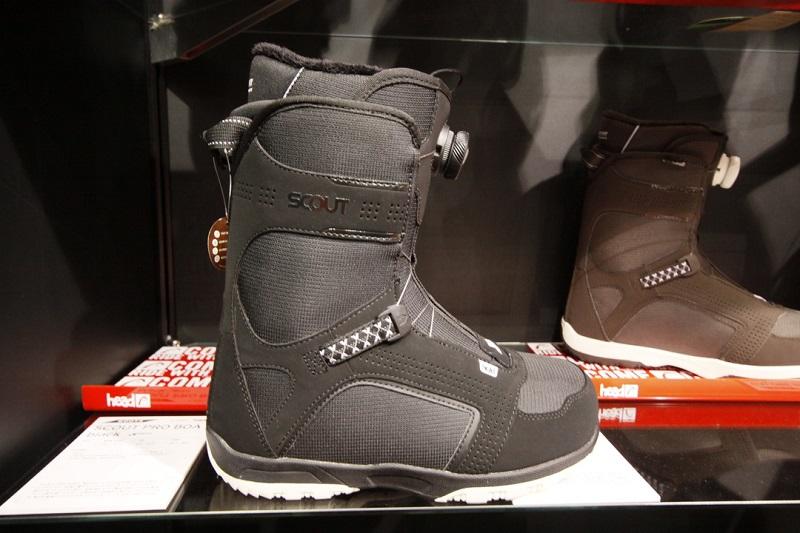 HEAD SNOWBOARD BOOTS [ SCOUT PRO BOA @36720 ] ヘッド ブーツ 安心の正規輸入品【送料無料】