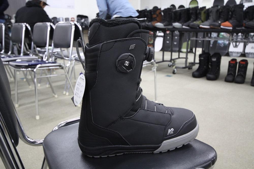 K2 SNOWBOARDING BOOTS [ BOUNDARY @43200] ケイツー ブーツ 【正規代理店商品】【送料無料】【 スノボ 用