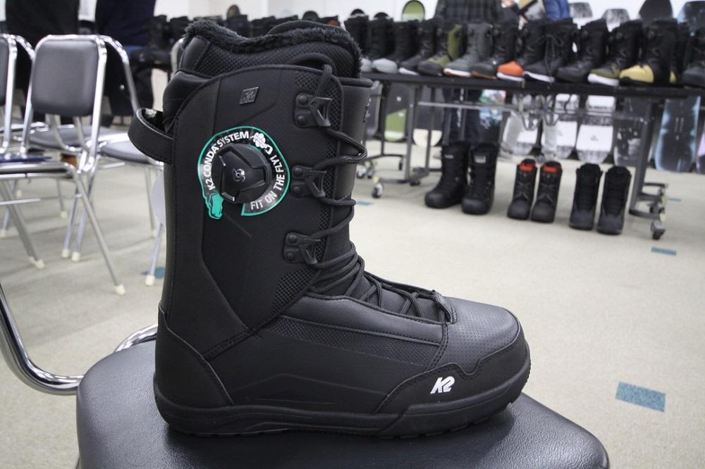 【最終セール】 K2 SNOWBOARDING BOOTS [ DARKO @46440] ケイツー ブーツ 【正規代理店商品】【送料無料】【 スノボ 用品】