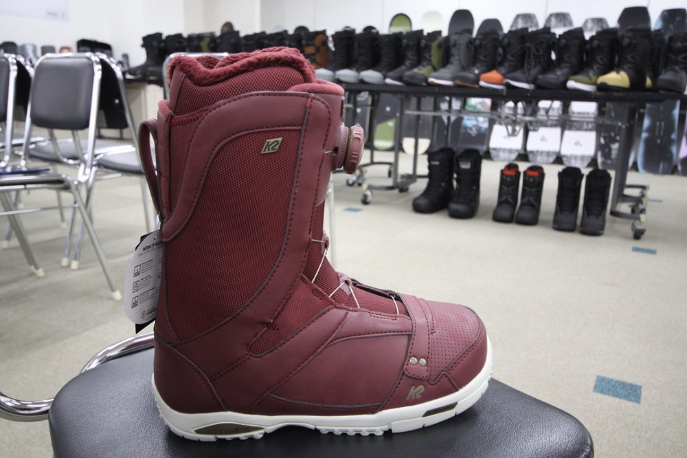 【最終セール】 K2 SNOWBOARDING BOOTS [ SAPERA @42120] ケイツー ウーメンズ ブーツ 【正規代理店商品】【送料無料】【
